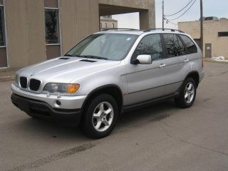 2002 Bmw X5 3.  0i Sport Utility 4 - Door 3.  0l Awd Autocheck photo