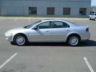 2002 Chrysler Sebring Lxi Sedan 4 - Door 2.  7l / photo