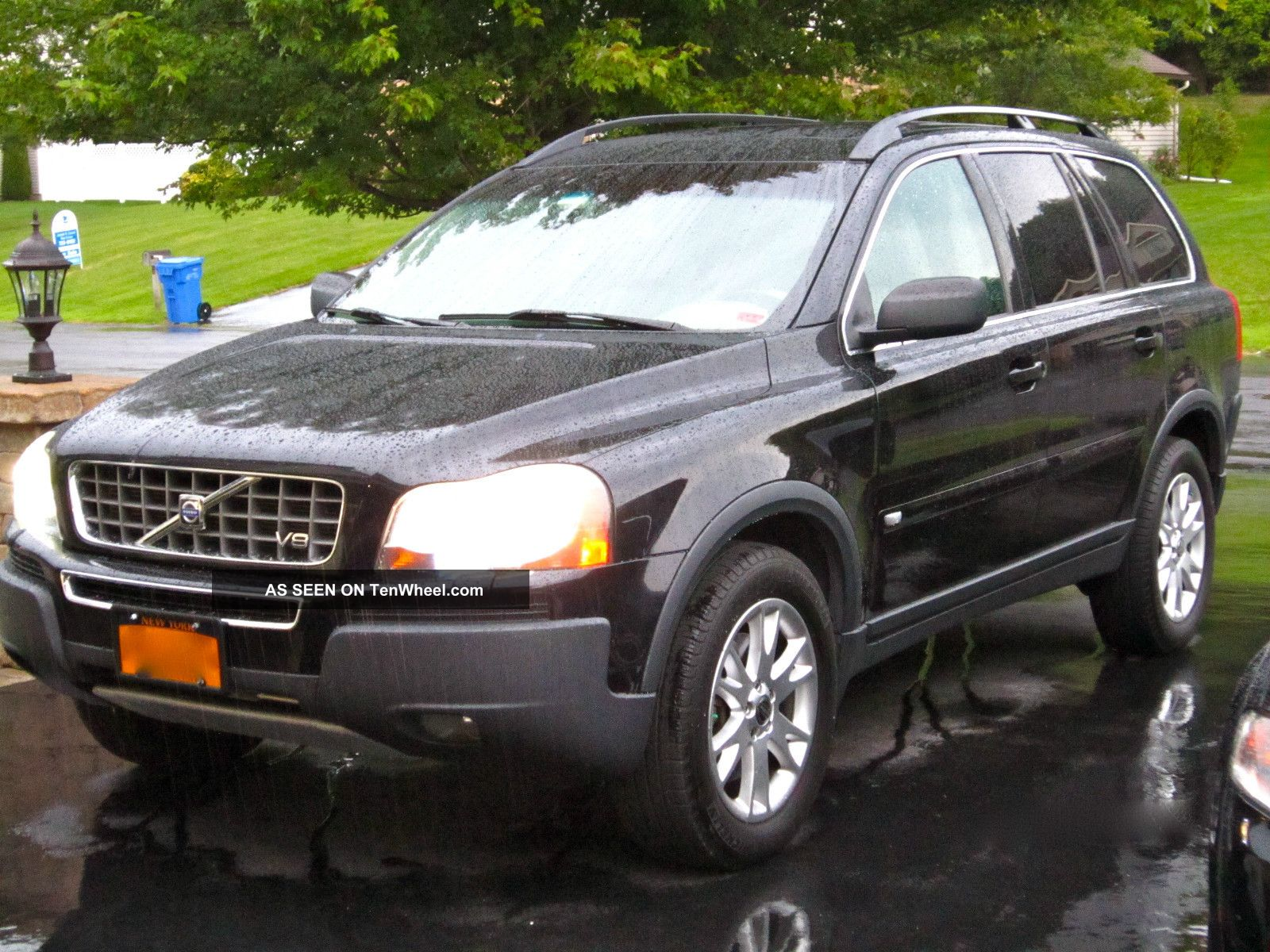 2005 volvo xc90 v8 sport utility 4 door 4 4l. Black Bedroom Furniture Sets. Home Design Ideas