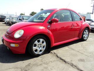 2003 Volkswagen Beetle photo