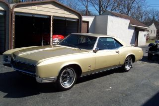 1966 Buick Riviera Gs V - 8 Fully Loaded With Power Options photo