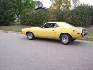 1972 Plymouth Cuda photo