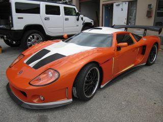 2008 Ffr Gtm Supercar Factory Five 5 (corvette - Porsche - Ferrari - Mercedes) photo