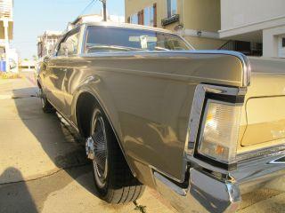 1969 Lincoln Mark Iii Base 7.  5l photo