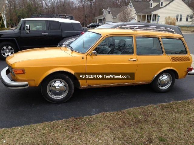 vw 412 vintage wagon 1974 1965 Mercedes 450SL 1965 Mercedes 450SL