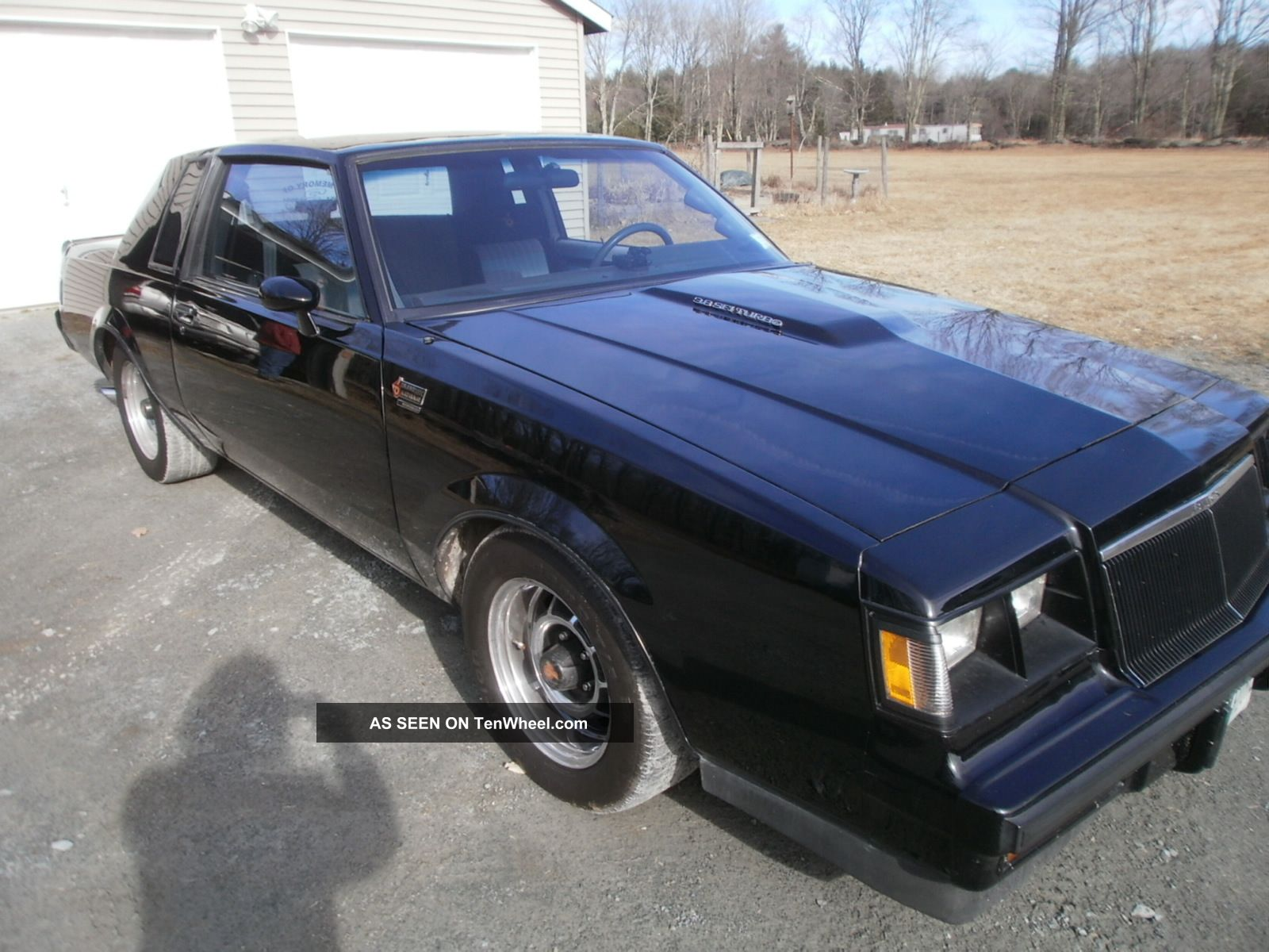 1986 buick grand national turbo grand national photo 4. Cars Review. Best American Auto & Cars Review