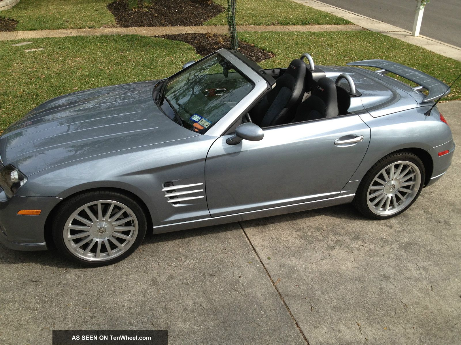 2005 Chrysler Crossfire Srt - 6 Convertible 2 - Door 3.  2l Crossfire photo