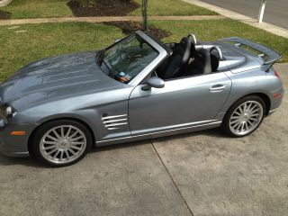 2005 Chrysler Crossfire Srt - 6 Convertible 2 - Door 3.  2l photo