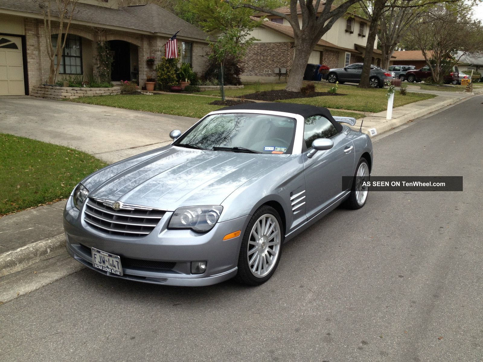 2005 chrysler crossfire srt 6 convertible 2 door 3 2l crossfire. Cars Review. Best American Auto & Cars Review