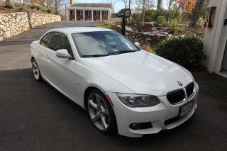 2012 Bmw 3 Series 335i Convertible photo