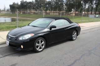2006 Toyota Solara Sle Convertible Very photo