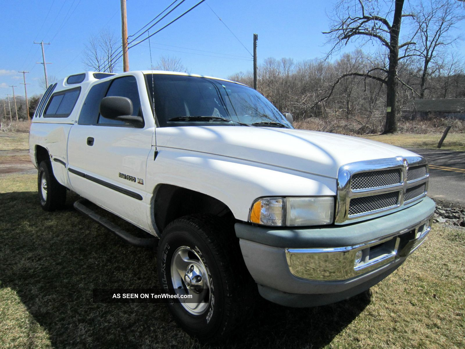 1999 dodge ram 1500 with stretch cab and 4x4 with. Black Bedroom Furniture Sets. Home Design Ideas