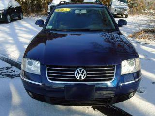 2005 Volkswagen Passat Gls Wagon 4 - Door 1.  8l photo
