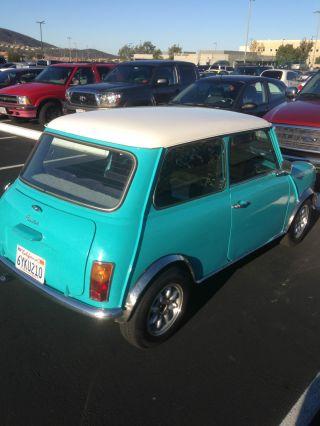 1971 Austin Mini photo