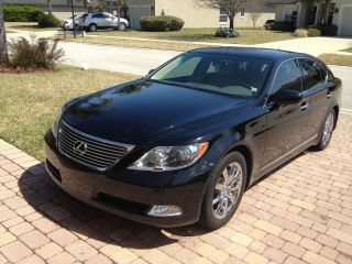 2007 Lexus Ls460 - Garage Kept Florida Car photo