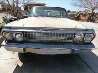 1963 Chevy Impala photo