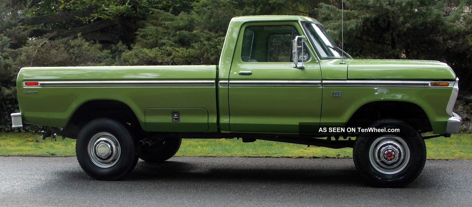 Ford F250 4x4 Highboy Sale | Autos Weblog