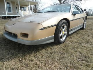 1986 Pontiac Fiero Gt - Supercharged 3800 - Tubular A - Arms / Coilovers - California Car photo