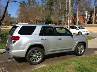 2012 Toyota 4runner Limited Sport Utility 4 - Door 4.  0l photo