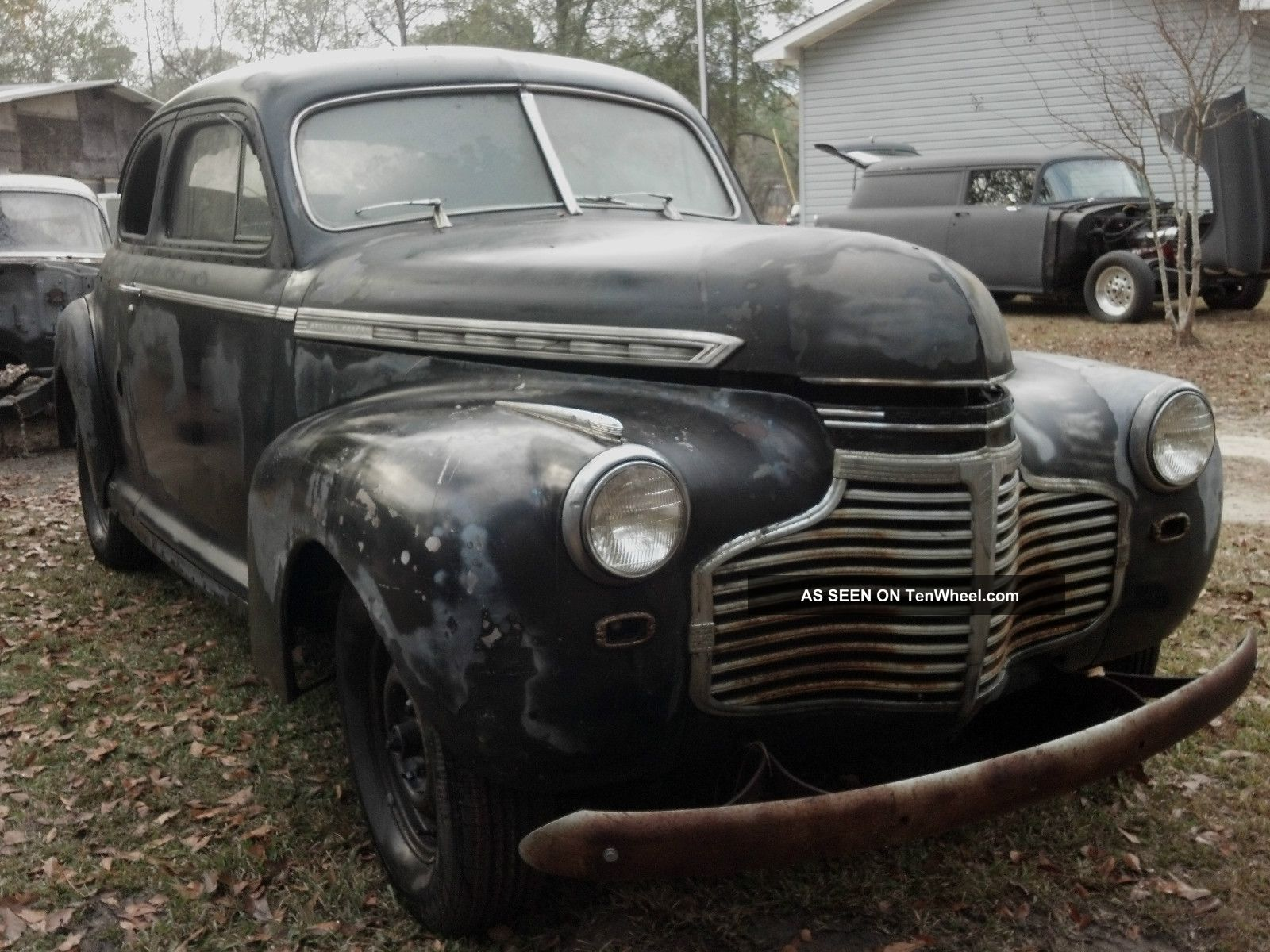1941 Chevrolet Deluxe Business Coupe,  Hot Rod,  Street Rod,  Rat Rod,  41 Chevy Other photo