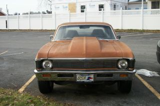 1969 Chevrolet Nova Base Coupe 2 - Door 5.  7l photo