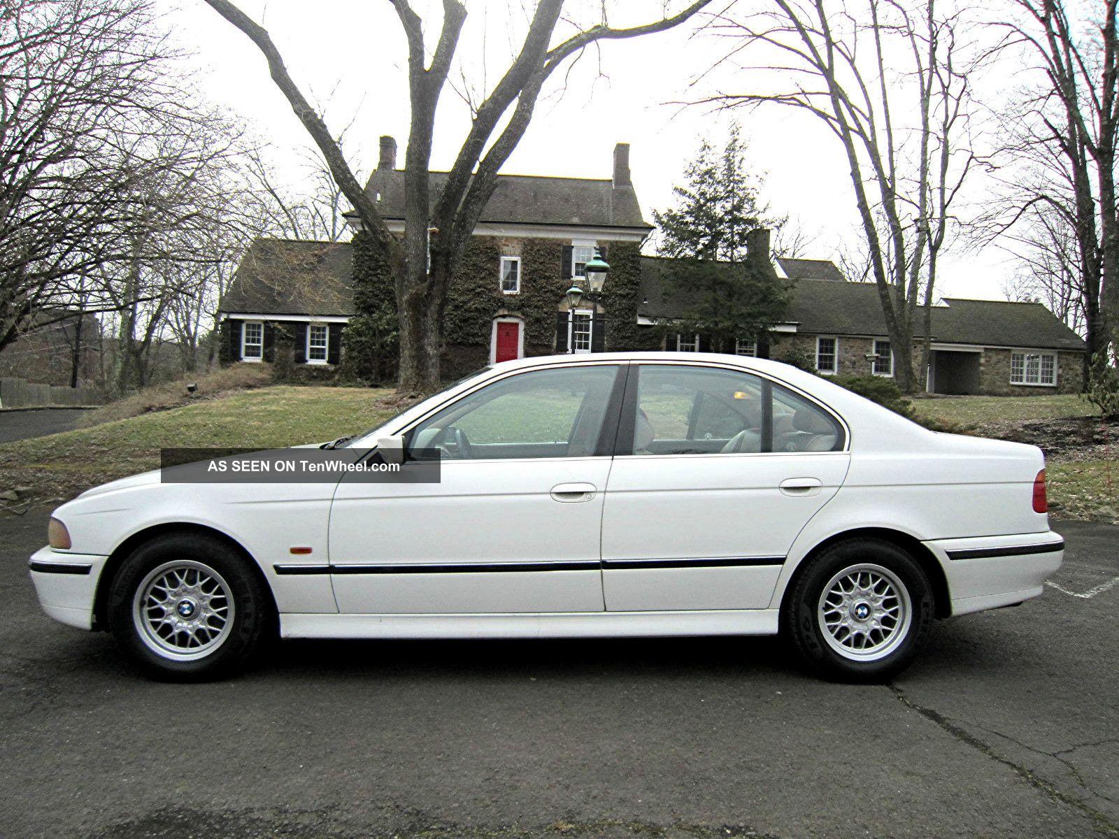1997 bmw 528i sedan with. Black Bedroom Furniture Sets. Home Design Ideas