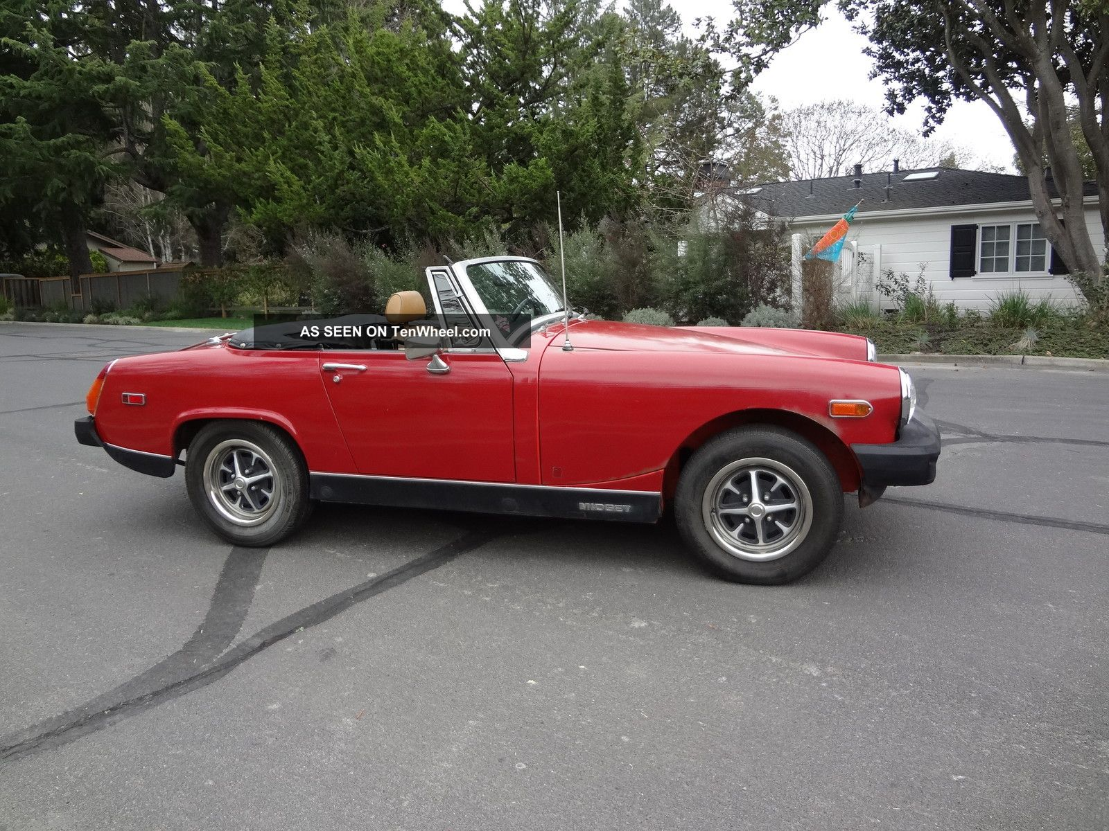 Mg midget video