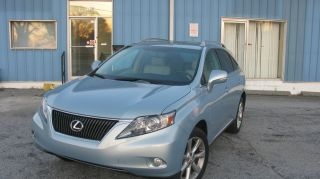 2010 Lexus Rx350 Fwd photo