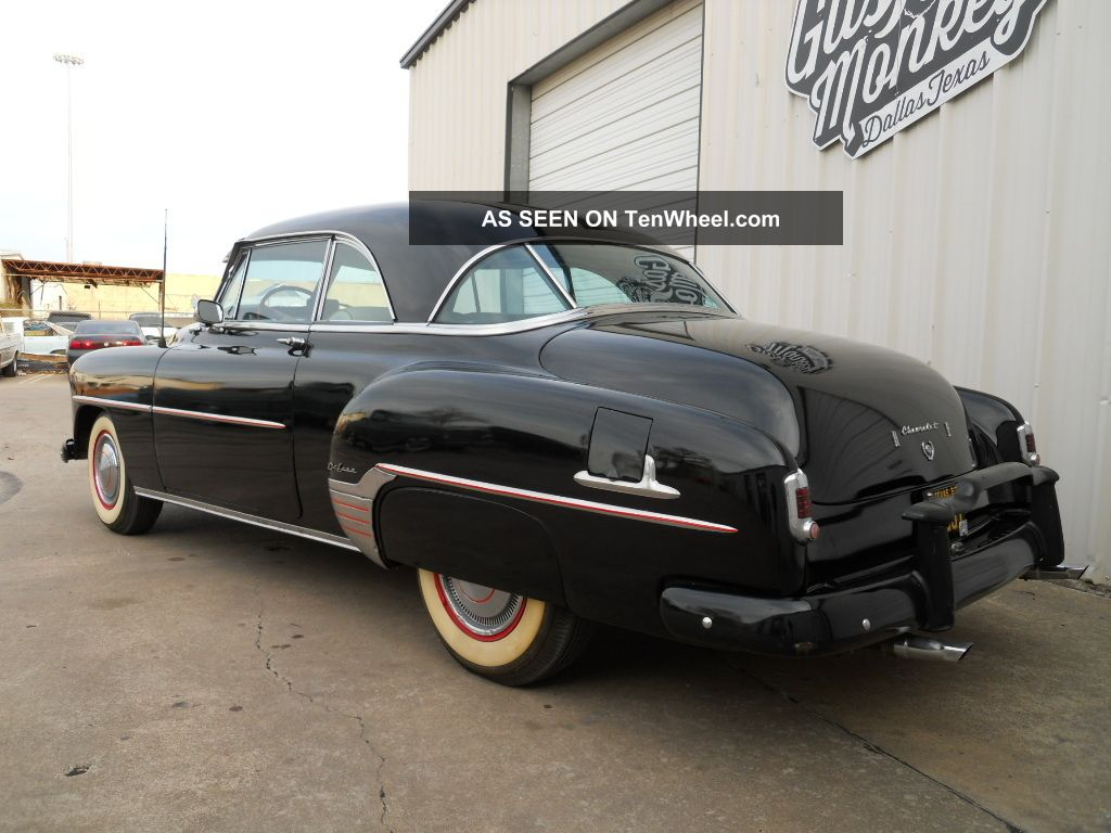 1952 Chevy Coupe For Sale Tx Autos Post