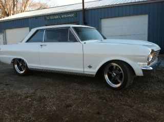 1963 Chevy 2 Nova 2 Door Hard Top photo