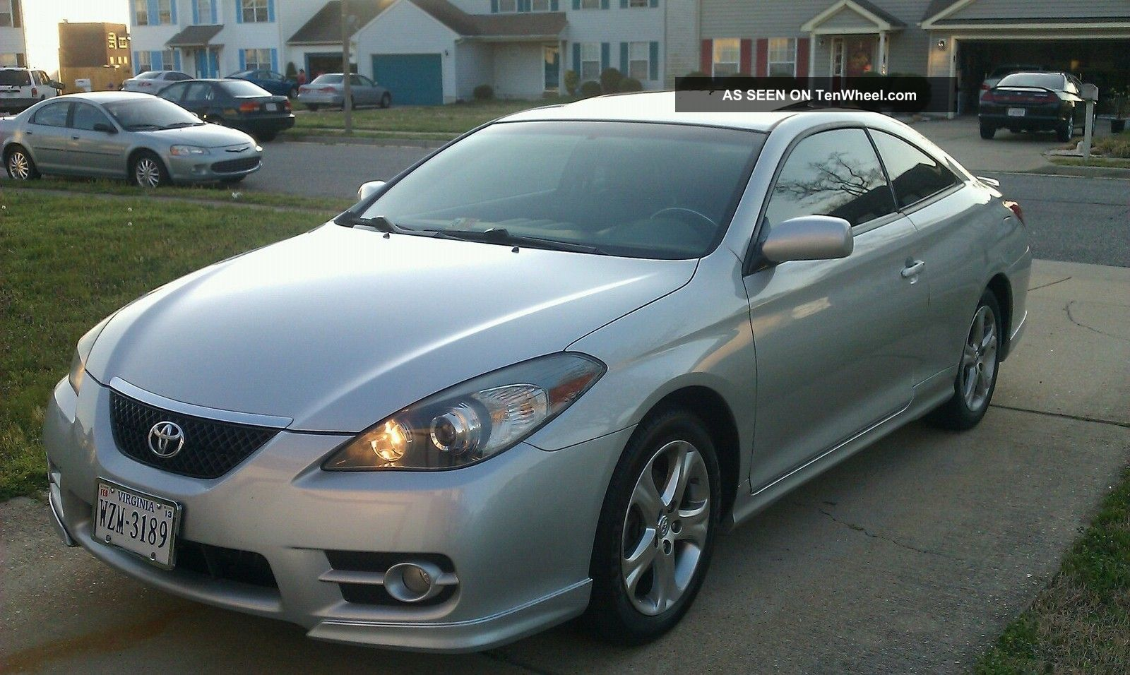 2007 Toyota Solara Sport Coupe 2 - Door 3.  3l Solara photo