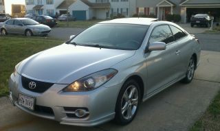 2007 Toyota Solara Sport Coupe 2 - Door 3.  3l photo