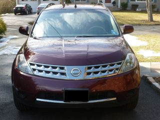 2007 Nissan Murano S Sport Utility 4 - Door 3.  5l photo