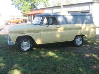 1966 Chevrolet Panel Wagon photo