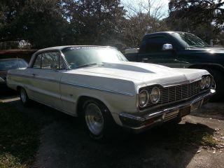 1964 Chevrolet Impala Ss 5.  4l photo