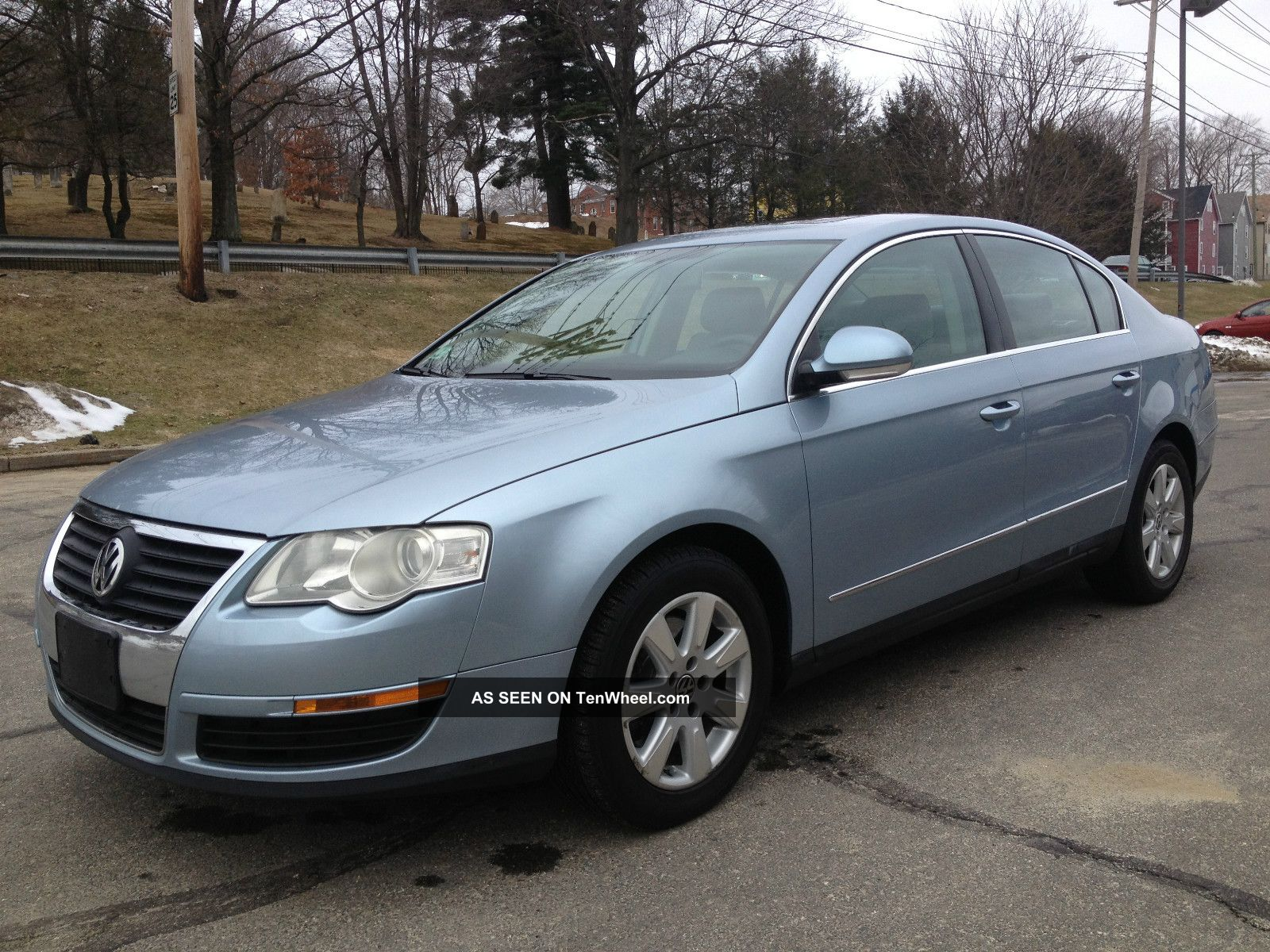 2006 vw passat 4 cyl turbocharged fully loaded. Black Bedroom Furniture Sets. Home Design Ideas