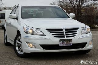 2012 Hyundai Genesis 3.  8 photo