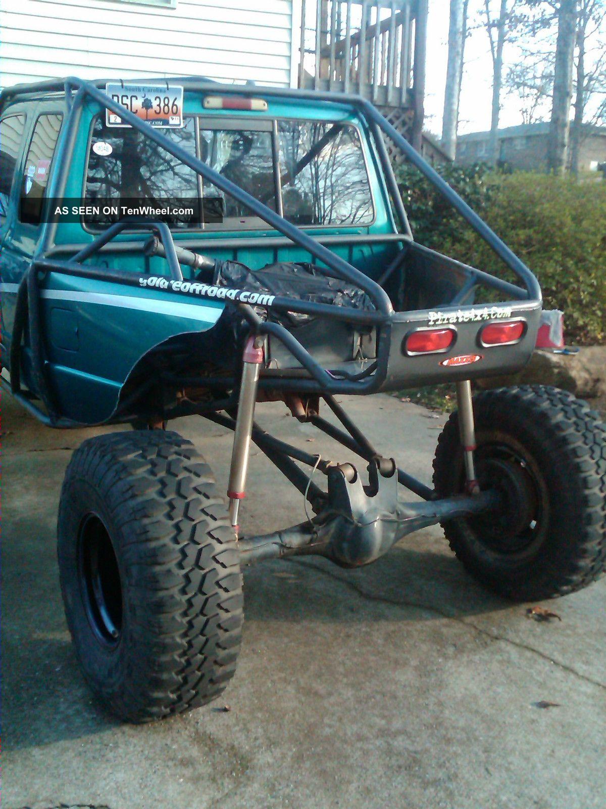 Ford Ranger Stx Extended Cab Pickup Door L Rock Crawler Lgw