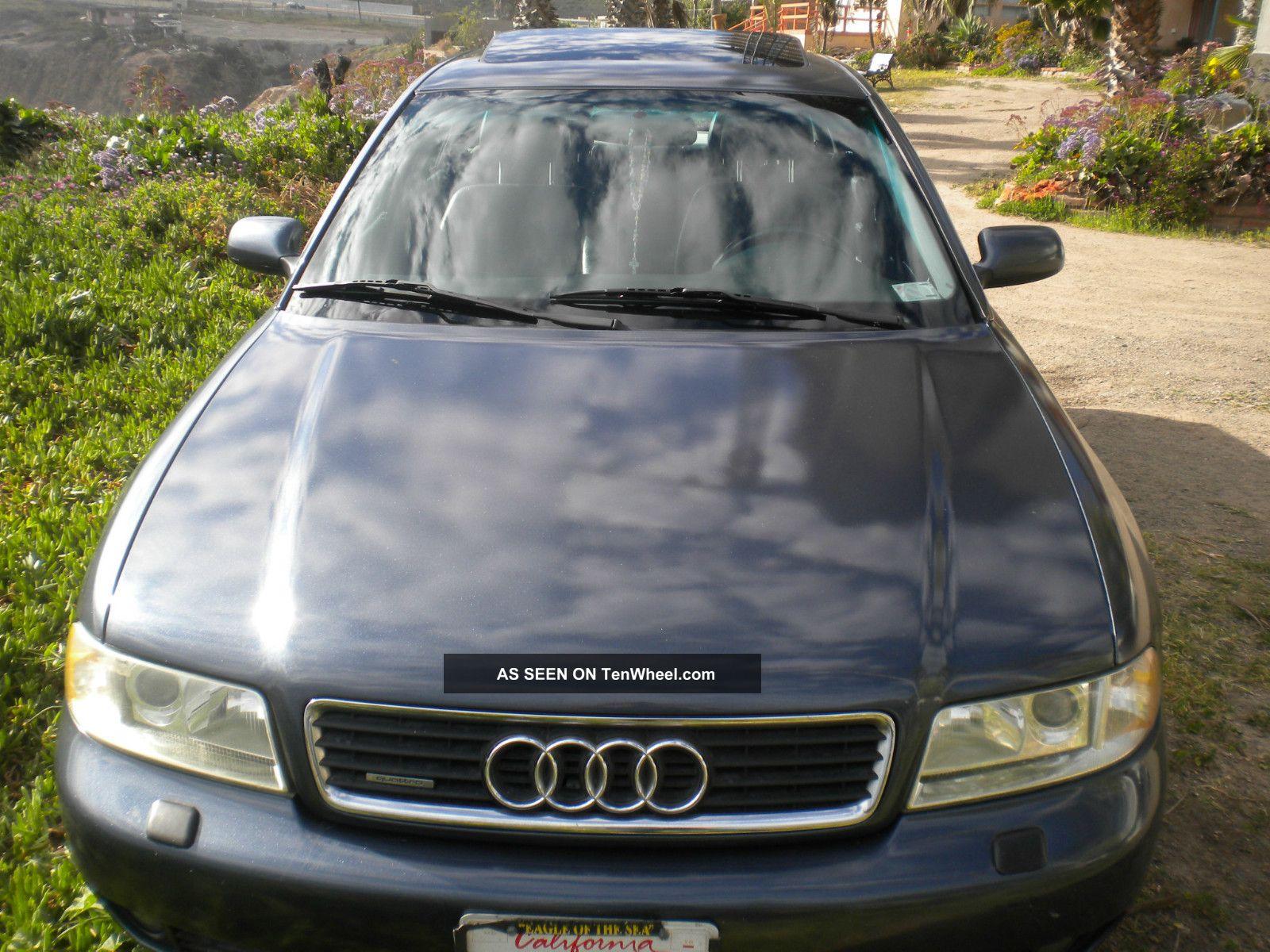 1999 Audi A4 Quattro 4x4 Title