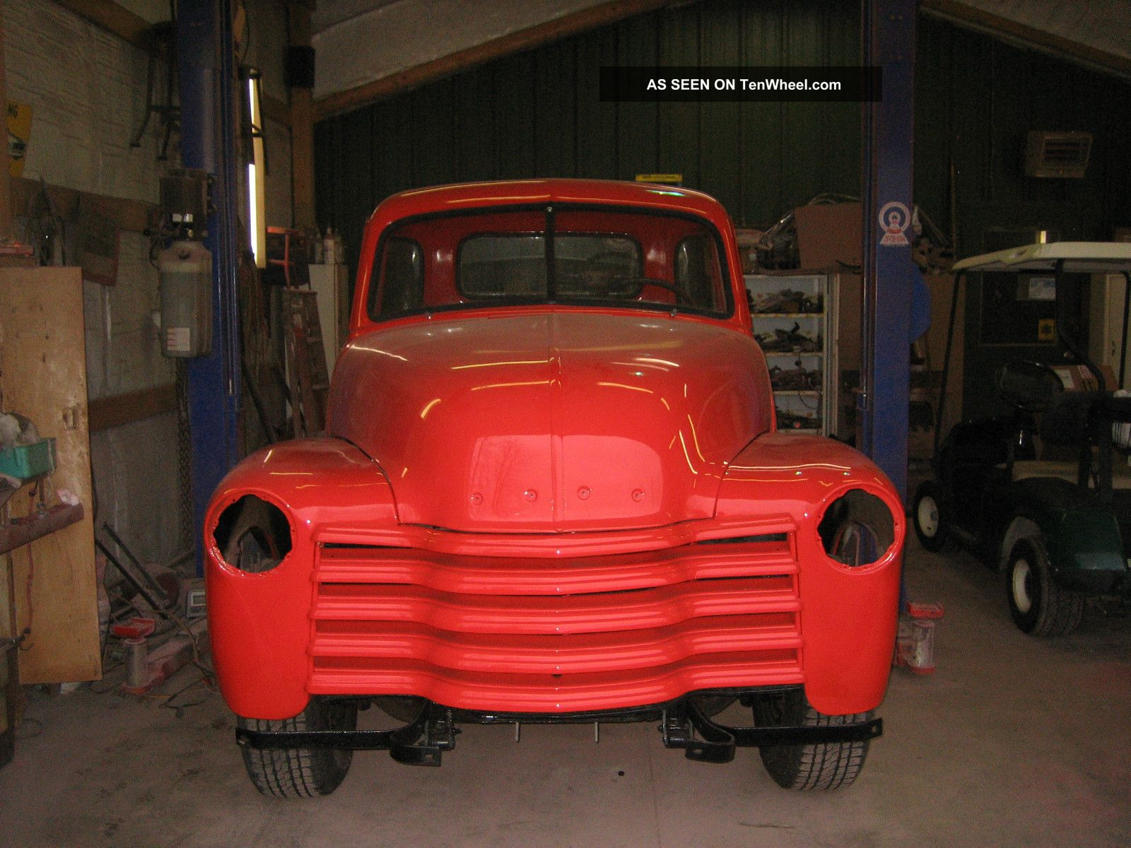 1952 chevy chevrolet pickup truck 3100 vintage 5 window for 1952 chevy pickup 5 window