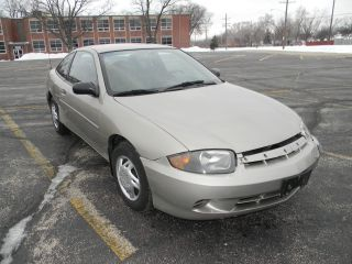2003 Chevrolet Cavalier Coupe 2.  2l 4cylinder Gas Saver,  Automatic, photo