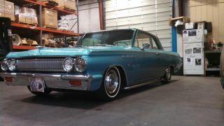 1963 Buick Special,  Rat Rod,  Kustom,  Low Rider, photo