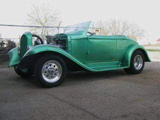 1931 Plymouth Roadster Hot Rod,  Street Rod & Rat Rod photo