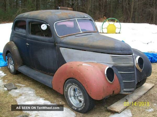 1938 Ford Sedan Other photo