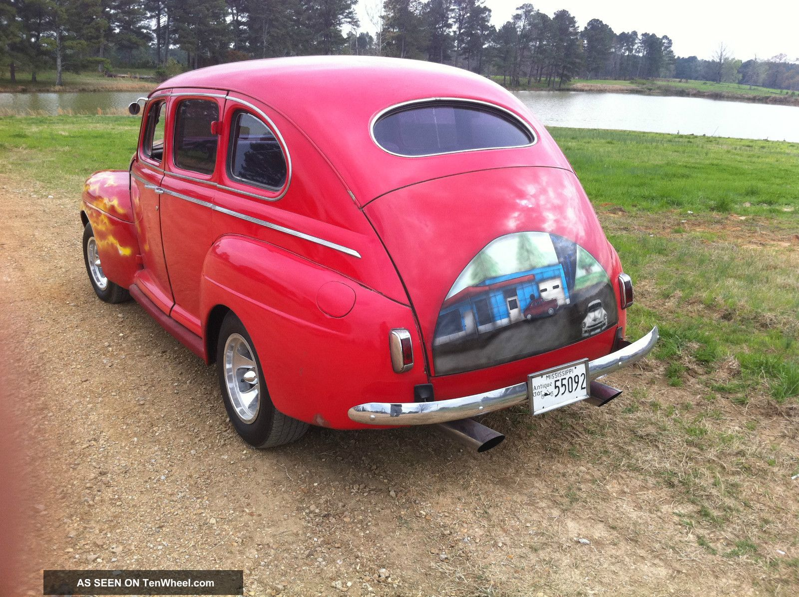 1941 ford 4 door sedan for 1941 chevy 4 door sedan
