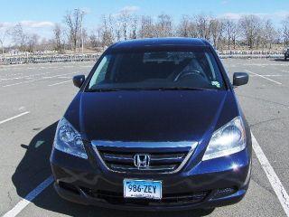 2007 Honda Odyssey Lx Mini Passenger Van 4 - Door 3.  5l photo