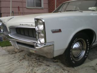 1967 Pontiac Tempest Sprint Ohc6 Hi Performance 4 Speed photo