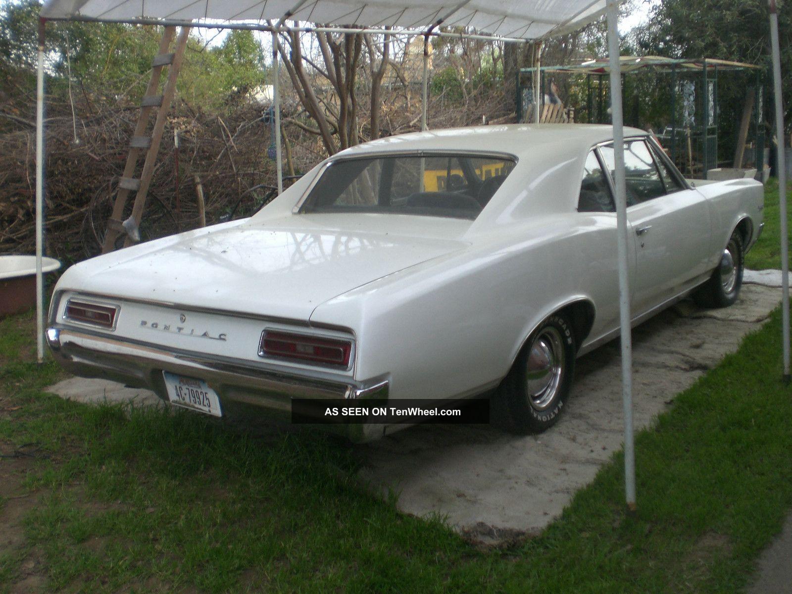 1967 pontiac tempest sprint ohc6 hi performance 4 speed. Black Bedroom Furniture Sets. Home Design Ideas
