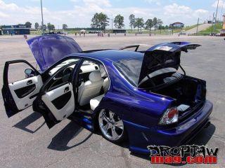 1996 Custom Honda Accord Show Car One Of A Kind photo