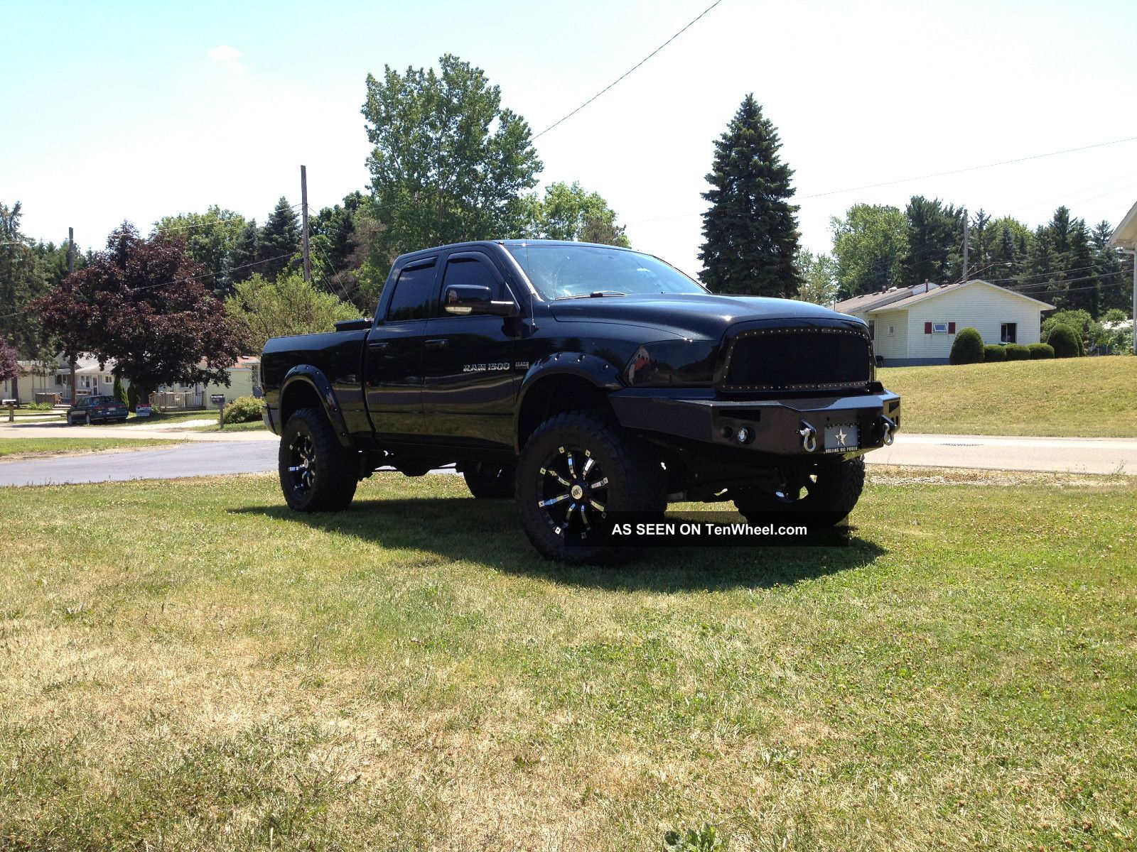 Lifted 2011 Ram 1500 4x4,  With Alot Of Extras Ram 1500 photo